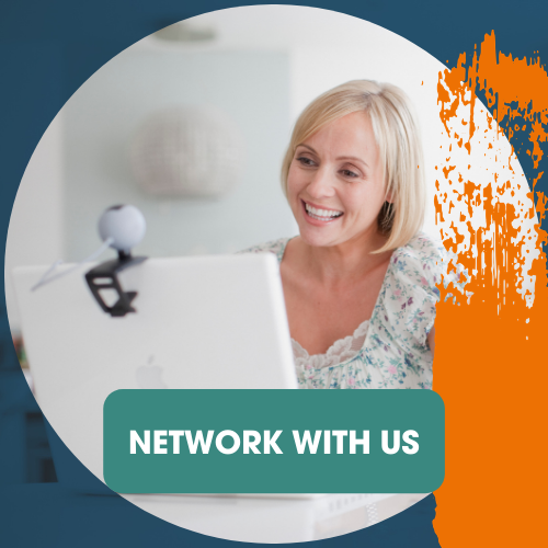 Network with us