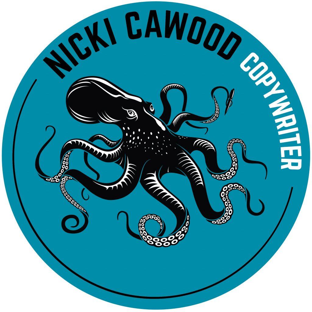 Nicki Cawood, Copywriter