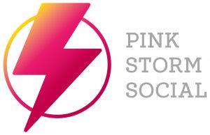 Pink Storm Social